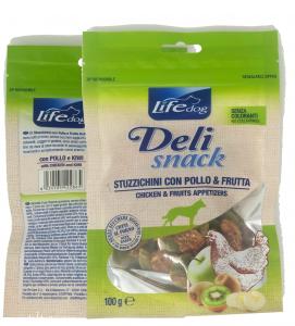 LifeDog - Deli Snack - Stuzzichini 100gr
