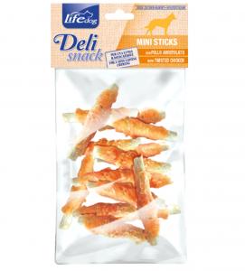 LifeDog - Deli Snack - Ministick con Carne Essiccata 100gr