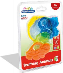 Animali del bosco gioco per dentizione Clementoni dai 3 mesi