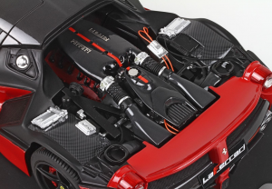 Ferrari LaFerrari 2013 Red Carbon Roof Ltd 99 Pcs 1/18 Bbr