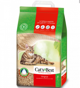 Okoplus - Cat's Best - 20 litri