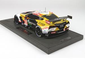 Corvette C7 R LM GTE PRO 24H Le Mans 2015 Larbre Competition 1/18 BBR