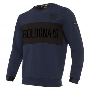 FELPA GIROCOLLO MACRON X BFC (Adulto) Bologna Fc