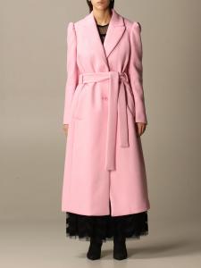 Cappotto rosa red valentino