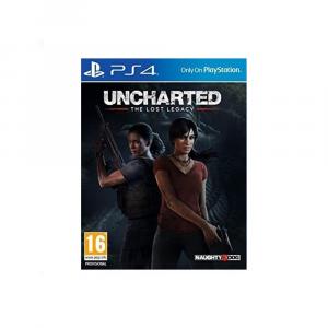 Uncharted: L'eredità perduta - USATO - PS4