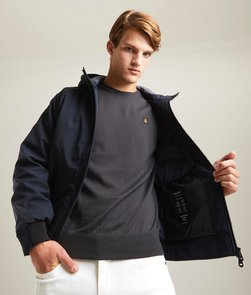 SHOPPING ON LINE REFRIGIWEAR BOMBER POLAR JACKET NEW COLLECTION MEN FALL WINTER 2020/2021