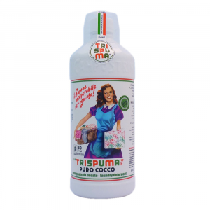 Detergente Bucato Trispuma puro Cocco