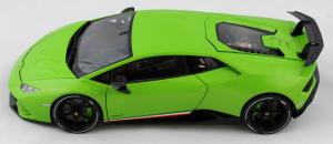 Lamborghini Huracan Performante Verde Mantis 1/18