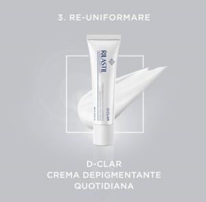 D-Clar S.O.S macchie protocollo depigmentante