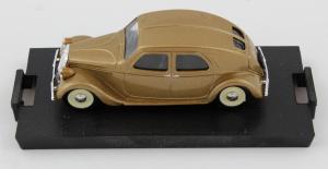 Lancia Aprilia 1936 Oro 1/43 100% Made In Italy By Brumm