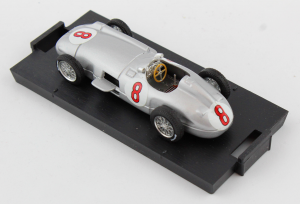 Mercedes w196 Holland Gp1955 J.M.Fangio 1/43 100% Made In Italy By Brumm