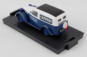 Fiat 1100e Furgone Commerciale Campari 1952 1/43 100% Made In Italy By Brumm
