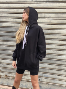 Felpa Lunga JB4 anti fast fashion Taglia XS