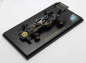 1973 Lotus 72E #2 Italian GP Winner 1/43