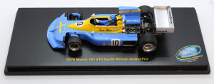 1976 March 761 #10 South African Grand Prix 1/43 TSM Model