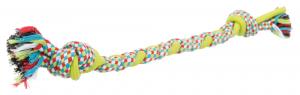 Trixie - Corda Gioco Colorata - TPR/Cotone - 50cm