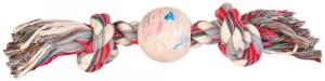 Trixie - Corda Gioco con Palla -36cm/ ø7