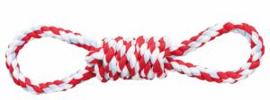 Trixie - Corda Gioco - 2 maniglie - 38cm