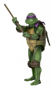 *PREORDER* Teenage Mutant Ninja Turtles Action Figure 1/4: DONATELLO by Neca