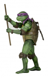 *PREORDER* Teenage Mutant Ninja Turtles Action Figure 1/4: DONATELLO by Neca