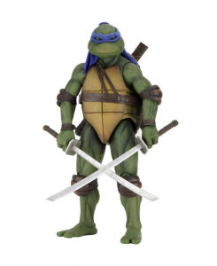 *PREORDER* Teenage Mutant Ninja Turtles Action Figure 1/4: LEONARDO by Neca
