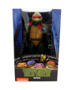 *PREORDER* Teenage Mutant Ninja Turtles Action Figure: RAFFAELLO by Neca