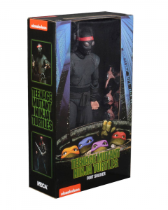 *PREORDER* Teenage Mutant Ninja Turtles Action Figure 1/4: FOOT SOLDIER by Neca