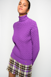 SHOPPING ON LINE PINKO PULLOVER DOLCEVITA IN VISCOSA STRETCH NUVOLOSITA NEW COLLECTION WOMEN'S FALL WINTER 2020/2021