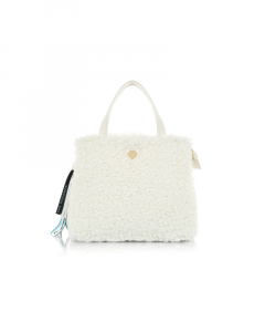 SHOPPING ON LINE LE PANDORINE DAFNE BAG PAZIENZA WHITE  COLLECTION WOMEN'S FALL WINTER 2020/2021