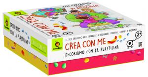LUDATTICA CREA CON ME PLASTILINA 71104 LISCIANI