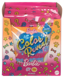 BARBIE PLAYSET PETS COLOR REVEAL GPD25 MATTEL TOYS