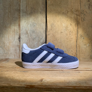 Scarpe Adidas Gazelle CF Kids Blu Navy