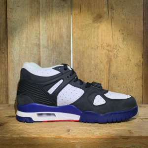 Scarpa Nike Air Trainer 3 Nere/ Royal Bianche