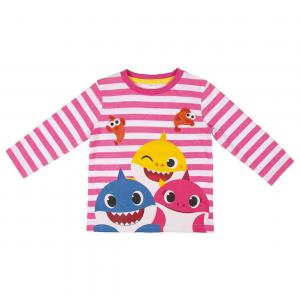 Maglietta Baby Shark da 12 a 36 Mesi novità Primavers 2021