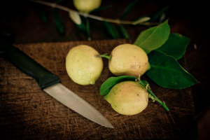 PACKAGE INVITATION TO ASSASSINATION (eg, lemon, spice, chili pepper, truffle)