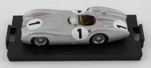 Mercedes w196c G.P. Gran Bretagna 1954 J.M. Fangio 1/43 100% Made In Italy