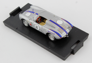 Porsche 550A RS Spyder Riverside 1957 Ricardo Rodriguez #11 1/43
