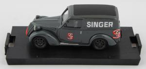Fiat 1100 Furgone 1950 Singer 1/43 100% Made In Italy By Brumm