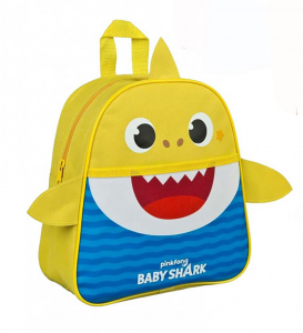 Zaino Baby Shark dim. 27x10 cm in 3D
