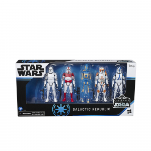 Star Wars Celebrate the Saga Action Figures: GALACTIC REPUBLIC by Hasbro