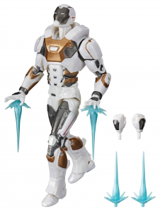 Marvel Legends Series Action Figure: IRON MAN - STARBOOST ARMOR by Hasbro