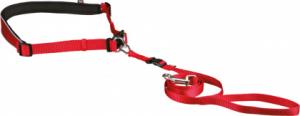 Trixie - Cintura in vita con guinzaglio per cani piccoli/medi