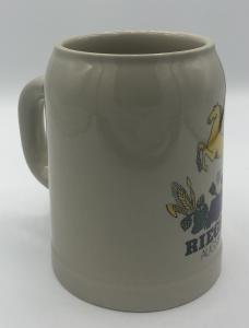 Riegele Boccale in ceramica - 5 colori CL.50