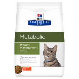 Hill's - Prescription Diet Feline - Metabolic  - 1,5kg