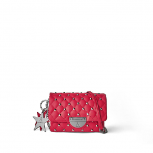 Minibag rossa matelassé PashBag