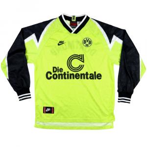 1995-96 Borussia Dortmund Maglia Home M (Top)