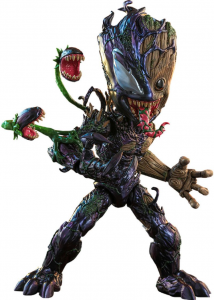 *PREORDER* Marvel's Spider-Man: Maximum Venom Action Figure: VENOMIZED GROOT by Hot Toys