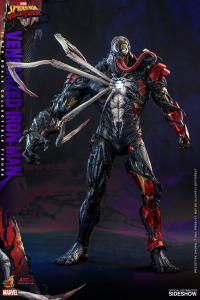 *PREORDER* Marvel's Spider-Man: Maximum Venom Action Figure: VENOMIZED IRON MAN by Hot Toys