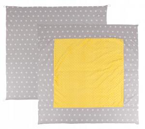 Teepee - tenda grande da gioco + tappeto + 3 cuscini + pendente a cuore.