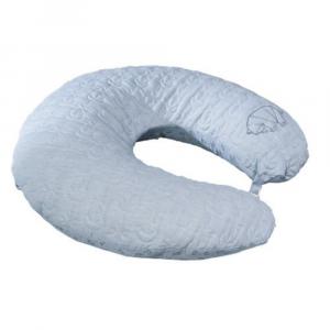 Cuscino Allattamento collezione Astrid by Picci | Trapuntato Azzurro